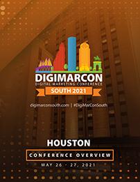 DigiMarCon Washington DC 2022 Brochure