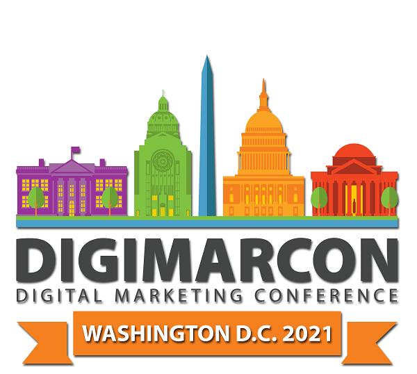 DigiMarCon Washington DC 2021 – Digital Marketing Conference & Exhibition